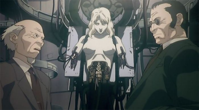 """""""Ghost in the Shell 2.0"""" (2011)"""