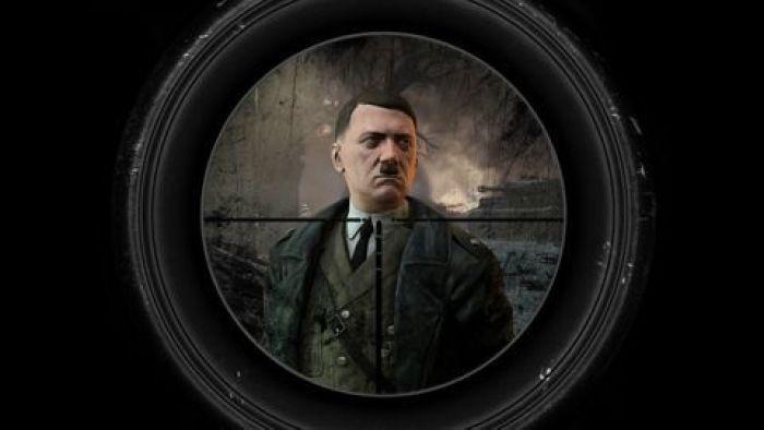 """matar a Hitler en """"Sniper Elite V2"""" (2012) por descarga adicional"""