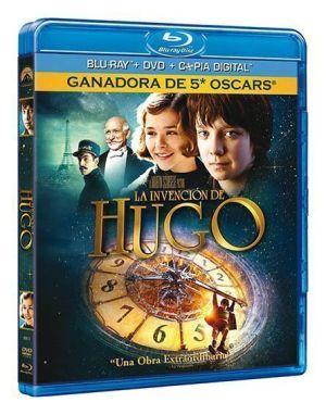 """Analizamos el Blu-Ray de """"LA INVENCIÓN DE HUGO"""""""