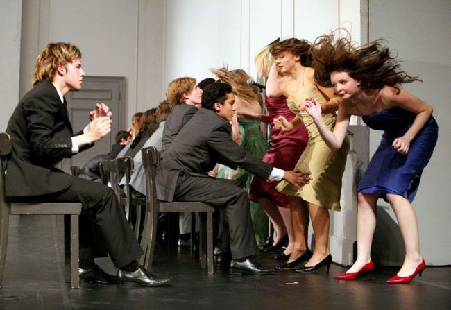 Dancing Dreams (2010)