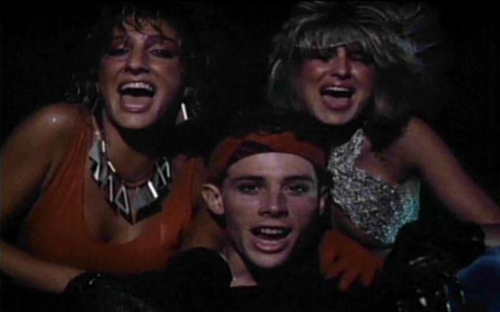 Noche en el tren del Terror (1985)