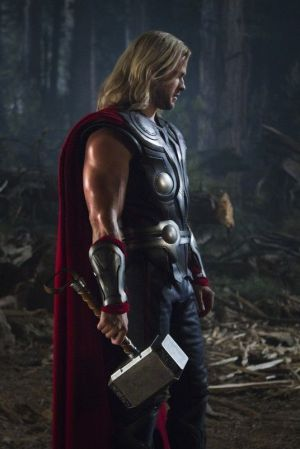 """Thor en """"Los Vengadores"""" (2012)"""