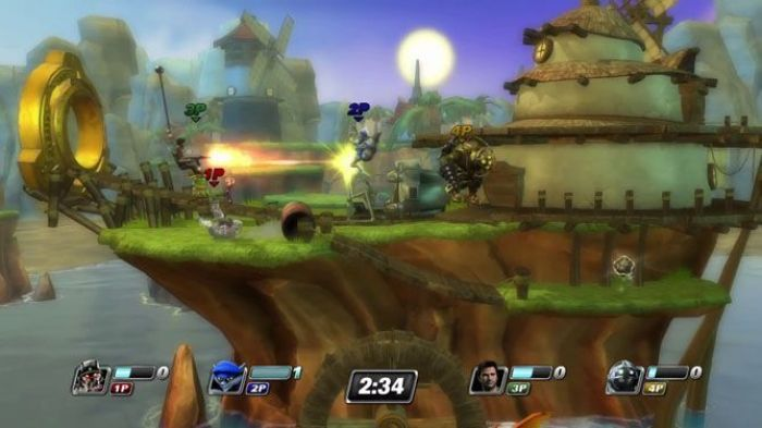 PlayStation All-Stars Battle Royale (2012)