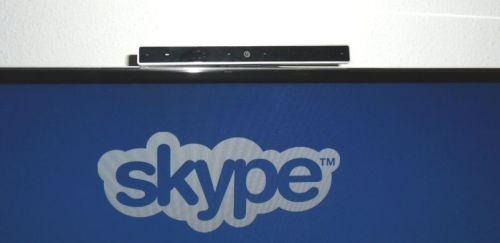 cámara Skype TY-CC20W de Panasonic (no incluida en la dotación)