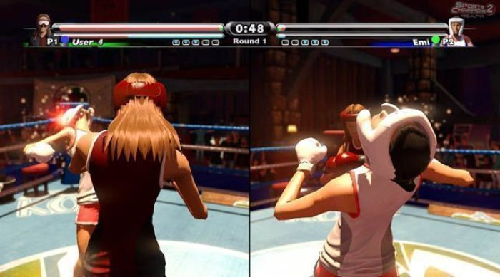 """""""SPORTS CHAMPIONS 2"""" para PS3 (2012)"""