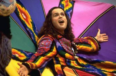 Yosef y su sorprendente manto de sueños en Tecnicolor (1999)