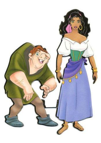 """El Jorobado de Notre Dame """"Disney"""" (1996)"""