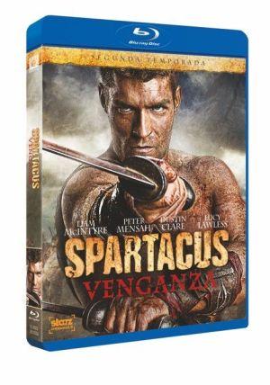 Spartacus: Vengance (2012)