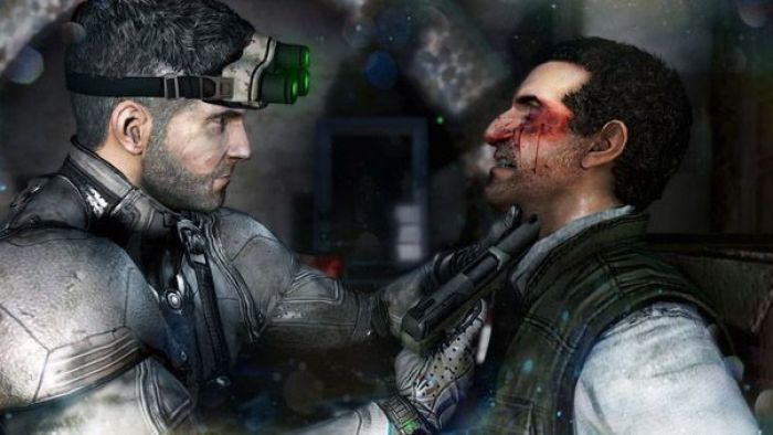 Tom Clancy's Splinter Cell: Black List (2013)