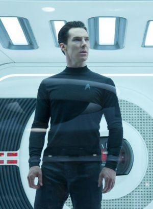 "Benedict Cumberbatch es Khan en ""Star Trek Into the Darkness"""