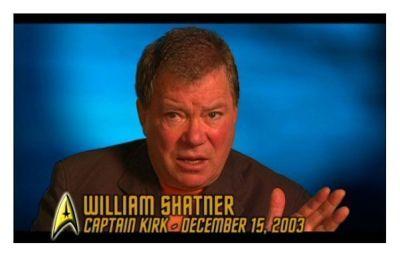 William Shatner es y será el más auténtico de los Kirk
