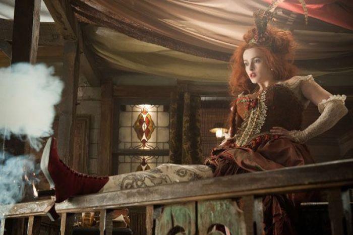 """Helena Bonham Carter en """"El Llanero Solitario"""" (2013)"""