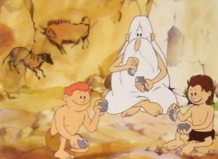 Érase un vez... el Hombre (1978)