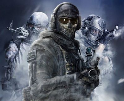 CALL OF DUTY: GHOSTS (noviembre 2013)