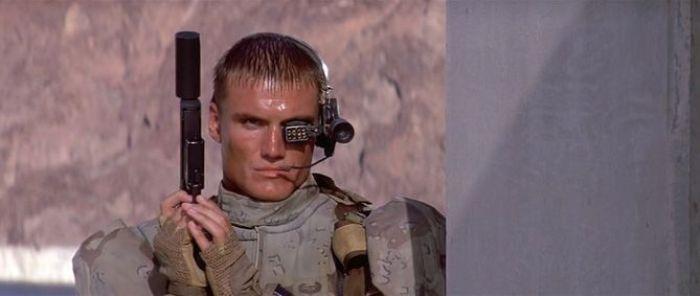 Dolph Lundgren en Soldado Universal (1992)