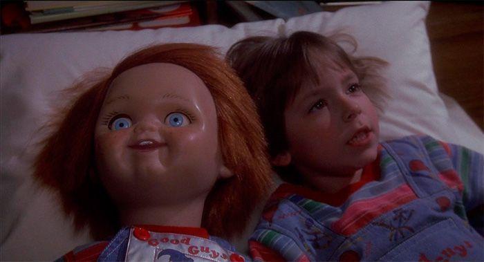 Pack Chucky (Muñeco Diabólico 2 + Muñeco Diabólico 3 + La Maldición De Chucky)