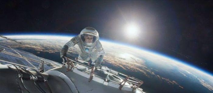 Gravity (2013) en Blu-Ray (febrero 2014)