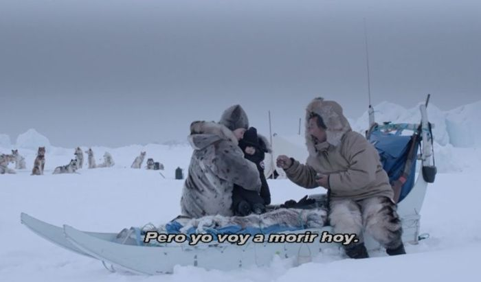 Aningaaq: A Short Film by Jonás Cuarón