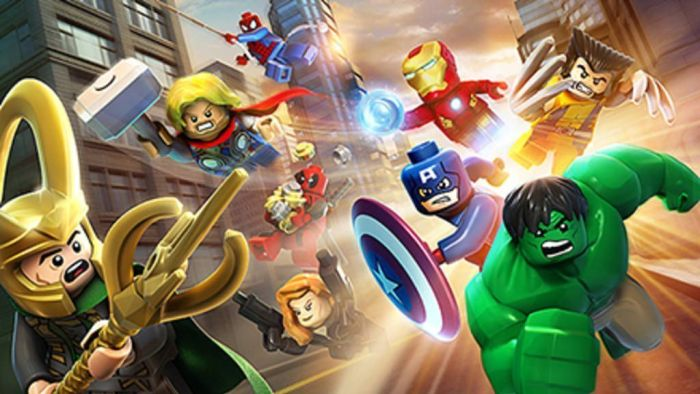 Lego Marvel Super Héroes (2014)