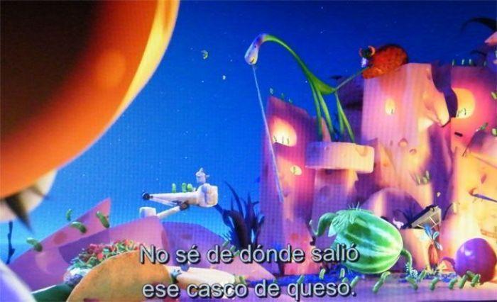 Lluvia de Albóndigas 2 (2013)