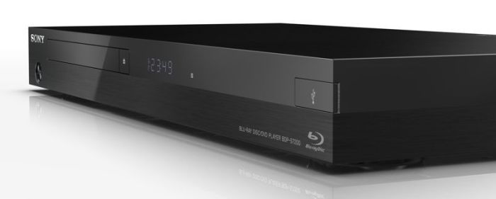 Reproductor SA-CD/Blu-ray Disc™ SONY BDP-S7200