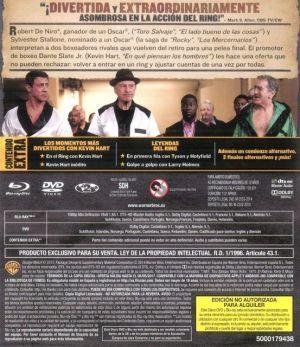 La gran revancha (2013) en Blu Ray