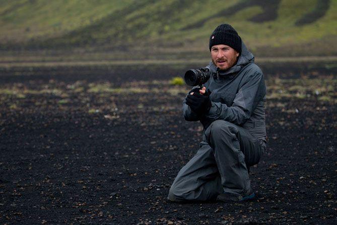 Extras, localización en Islandia. Noé (2014)
