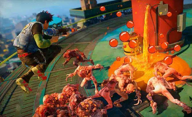Sunset Overdrive (Xbox ONE / 2014)