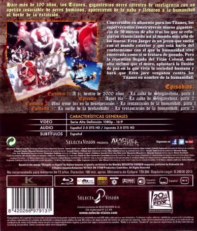 ATAQUE A LOS TITANES (2013) – AudioVideoHD.com