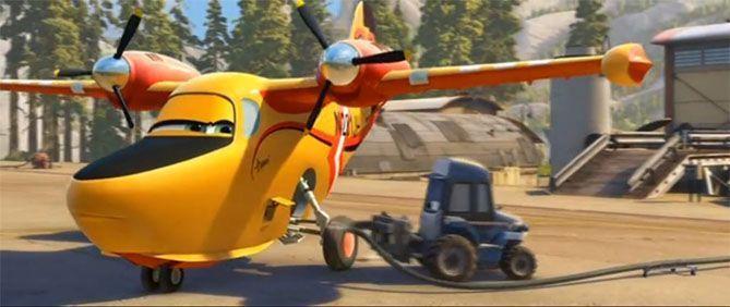 Aviones: equipo de rescate (2014) - AudioVideoHD.com