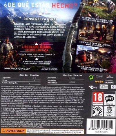 Far Cry 4 - Analizado en AudioVideoHD.com
