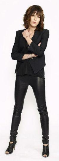 "Katherine Moennig en ""RAY DONOVAN"" (online magazine AudioVideoHD.com)"