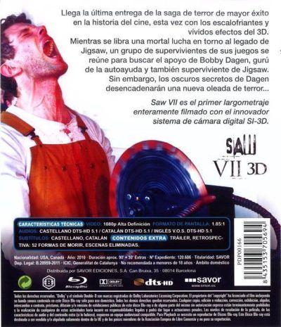 SAW VII - Crítica en AudioVideoHD.com
