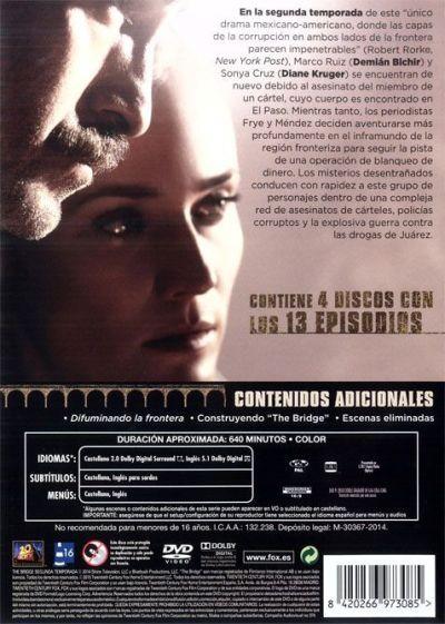 The Bridge (Temporada 2)- Análisis de la edición en DVD