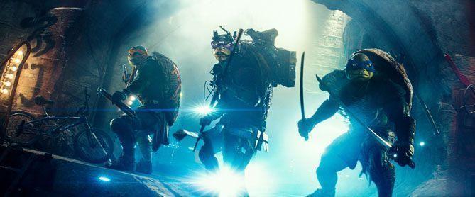 Ninja Turtles (análisis del BD 2D/3D) AudioVideoHD.com