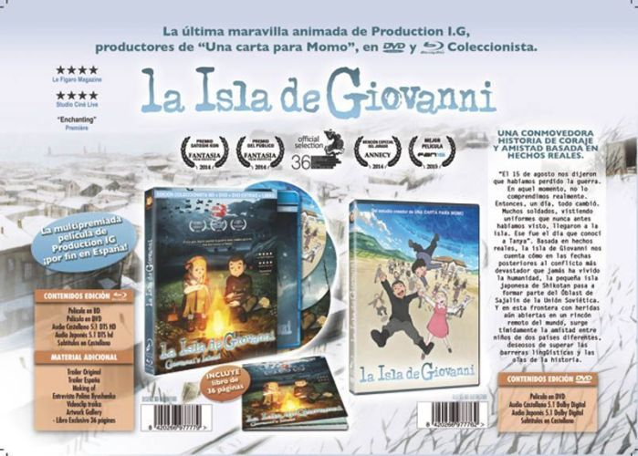 La isla de Giovanni (2014)