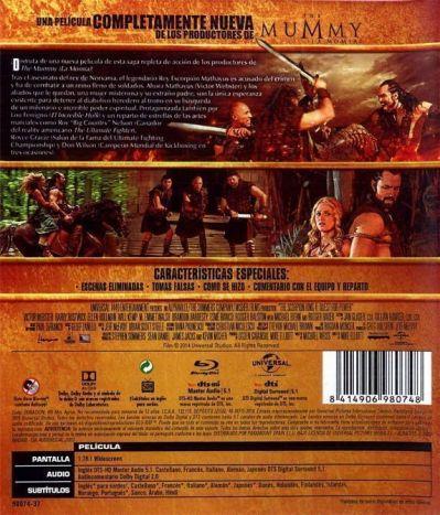 El Rey Escorpión 4 (analizado BR en AudioVideoHD.com)