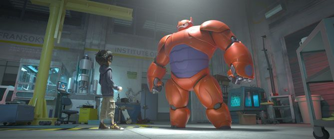 Big Hero 6 (2014) AudioVideoHD.com