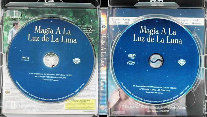 """Magia a la luz de la Luna (2014) Edición """"Todo en uno"""". AudioVideoHD.com"""