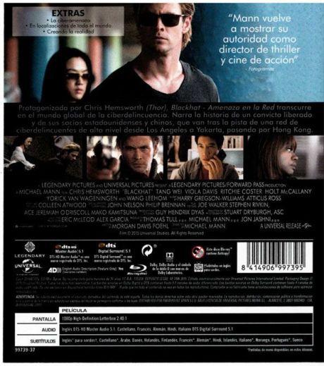 Blackheat (2015)