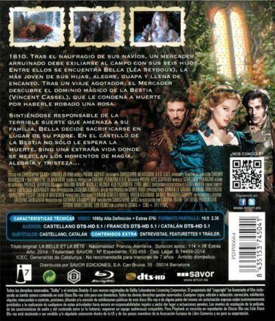 La Bella y la Bestia (2014) AudioVideoHD