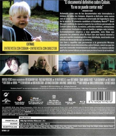 Cobain (2015) AudioVideoHD.com