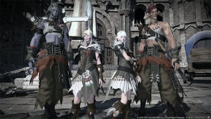 Final Fantasy XIV Online (Heavwnsward)