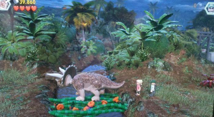 JUEGA COMO DINOSAURIO Lego: Jurassic World (reseña AudioVideoHD.com)