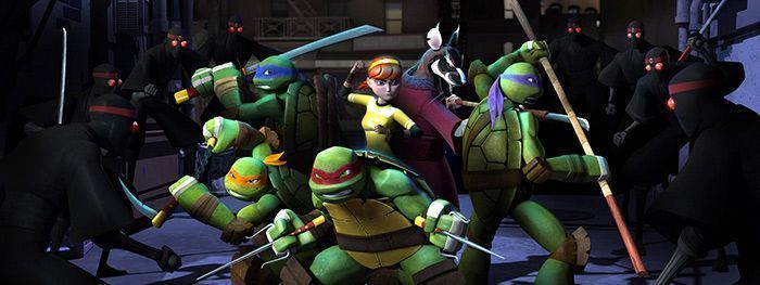 Teenage Mutant Ninja Turtles (AudioVideoHD)