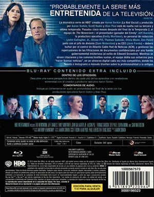 THE NEWSROOM (AudioVideoHD.com)