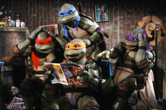 Las Tortugas Ninja (1990/1991) AudioVideoHD