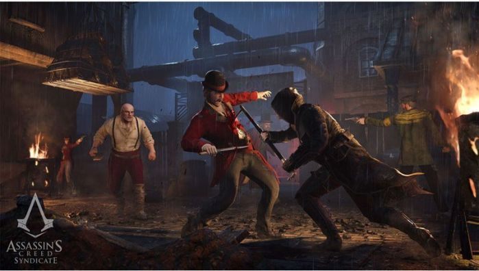 ASSASIN'S CREED: SYNDICATE (análisis con PS4) AudioVideoHD.com