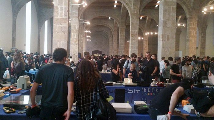 RetroBarcelona 2015 (AudioVideoHD)