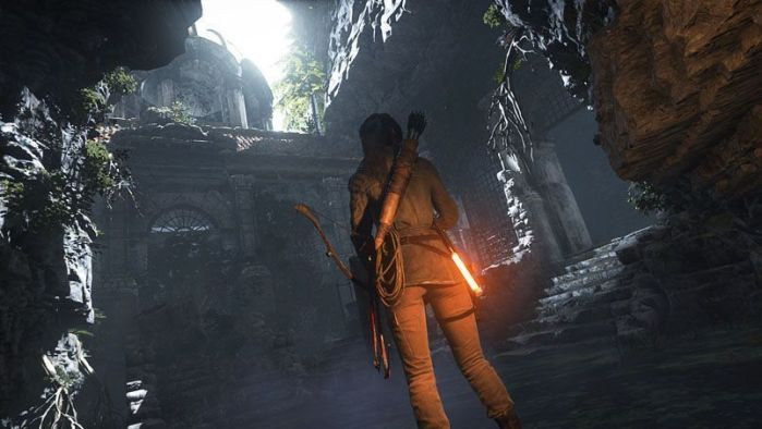 RISE OF THE TOMB RAIDER, XBOX ONE (AudioVideoHD.com)